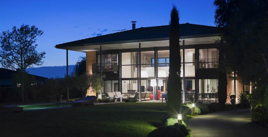 Reportages villas Daniel Morice